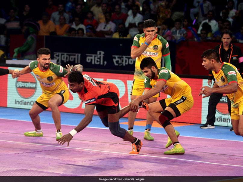 Pro Kabaddi League: U Mumba Beat Patna Pirates 51-41