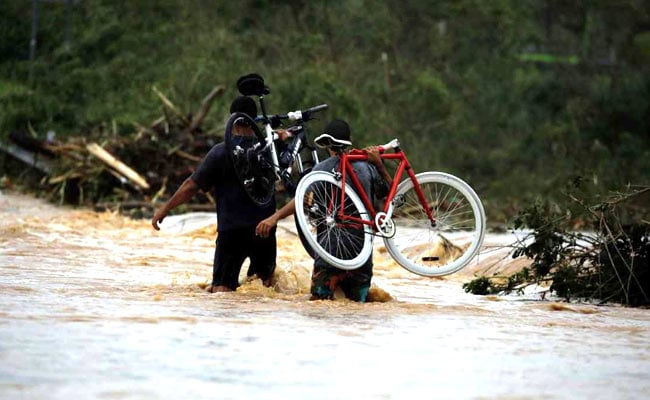 Hurricane Maria Devastates Puerto Rico, Kills 32 In Caribbean
