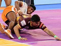 Pro Kabaddi League: Puneri Paltan Narrowly Beat UP Yoddha, Jaipur Pink Panthers Edge Past Tamil Thalaivas