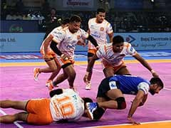 Pro Kabaddi League: Puneri Paltan Comfortably Beat Haryana Steelers