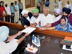 14 Nominations Filed For Gurdaspur Bypoll; 9 On Last Day