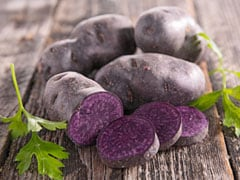 Eating Purple Potatoes May Reduce Colon Cancer Risk