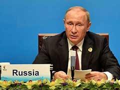 Vladimir Putin Warns Of 'Global Catastrophe' In North Korea Impasse
