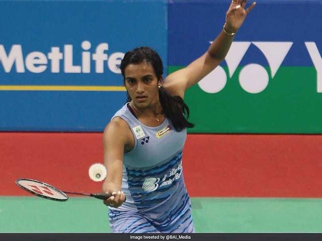 PV Sindhu, Saina Nehwal Enter Senior National Badminton Championships Semis