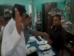 In Video, Bengal Minister Threatens To Slap Banker For Technical Failure