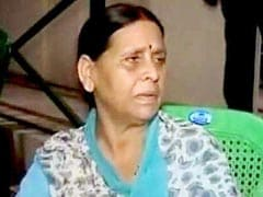 "Rabri Devi Hits Out At Nitish Kumar Over Rs 24,500 Crore ""Jal-Jeevan-Haryali"" Mission"
