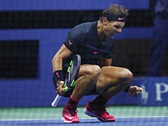 'It Means Everything' For Rafael Nadal To Be Back In US Open Final