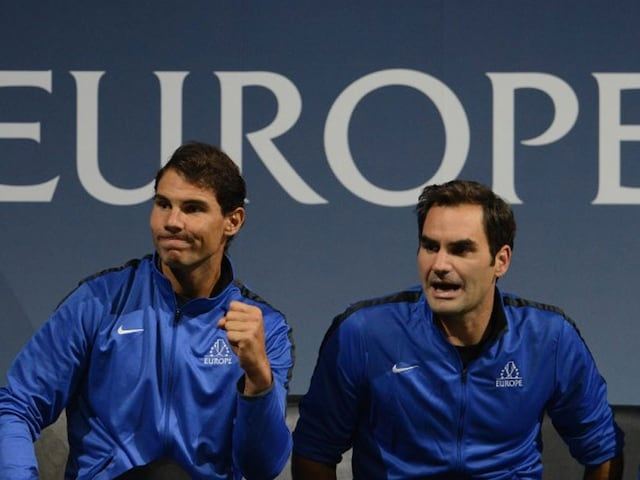 Rafael Nadal Wont Rule Out Doubles Dream Team With Roger Federer