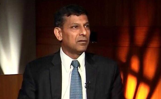 US Should Not Label India A 'Currency Manipulator,' Says Raghuram Rajan