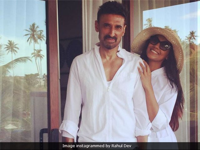 Inside Mugdha Godse, Rahul Dev's Sun-Kissed Vacation. See Pics