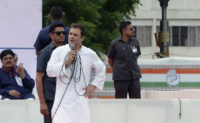 समझ में नहीं आता कि नोटबंदी का विचार पीएम मोदी के मन में कैसे आया : राहुल गांधी
