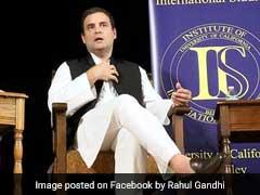 ...जब कांग्रेस उपाध्यक्ष राहुल गांधी ने की प्रधानमंत्री नरेंद्र मोदी की तारीफ