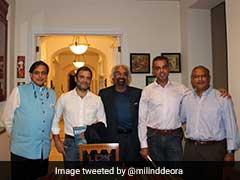 Congress Vice President Rahul Gandhi Begins US Visit