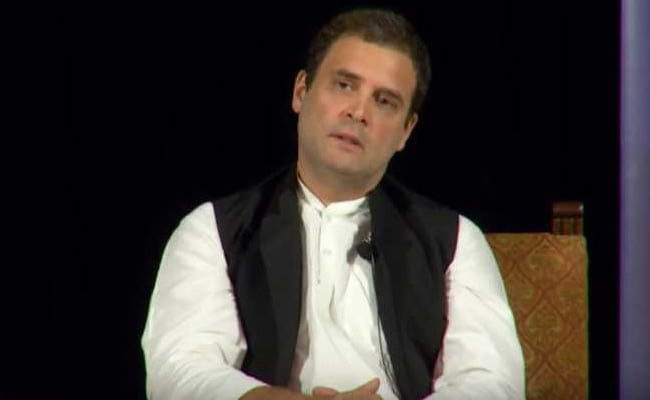 Tripura Scribe's Killing Worrisome For Democracy, Says Rahul Gandhi