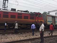 Coach, Engine Of Rajdhani Express Derail In Delhi, No Injuries Reported