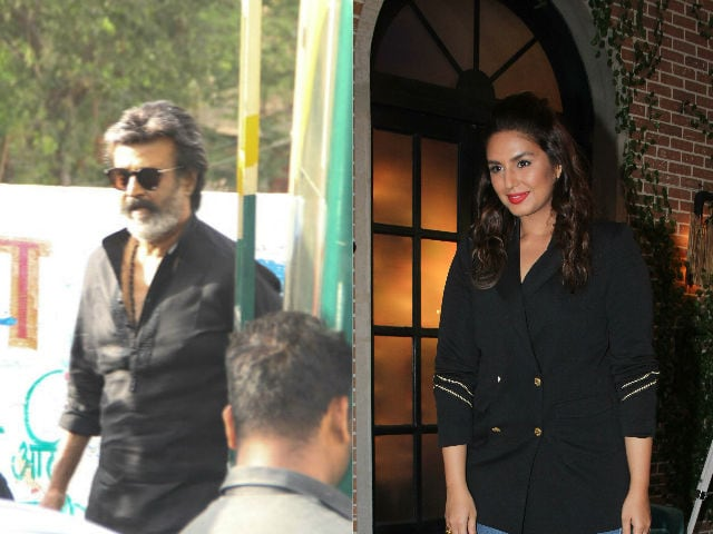 Rajinikanth's Kaala Karikaalan Is 'Very Special' For Huma Qureshi