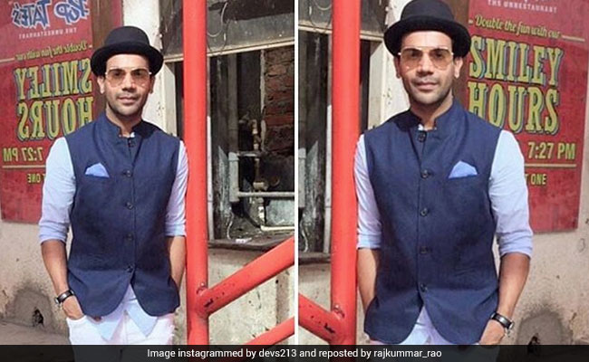 'Newton' Becomes India's Official Entry to Oscars. Here's What Rajkummar Rao's Insta Account Reveals About His Lifestyle