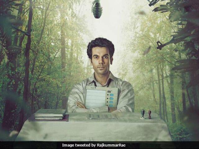 Rajkummar Rao's Newton Reviewed By Amitabh Bachchan. His Verdict