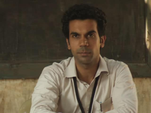 Rajkummar Rao's Newton Is India's Pick For The Oscars