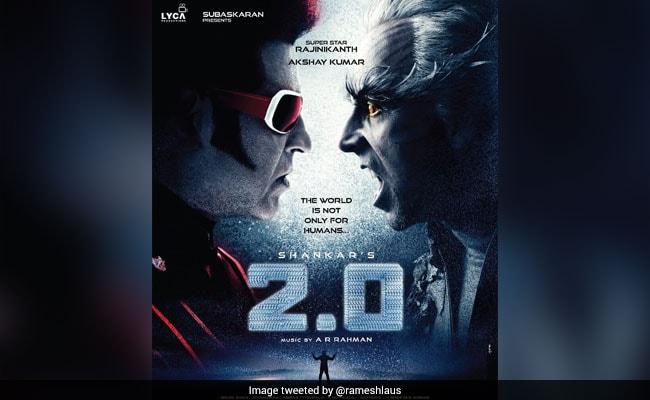 बाहुबली की राह पर अक्षय-रजनीकांत की '2.0', रिलीज डेट हो गई है फिक्स