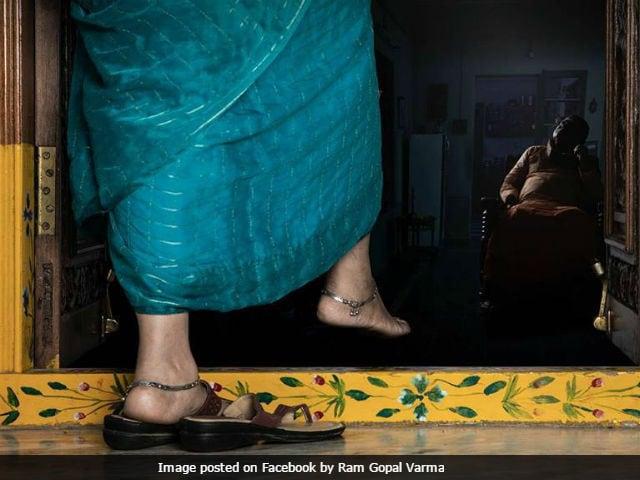 Ram Gopal Varma Reveals Poster Of Biopic Titled Lakshmi's NTR