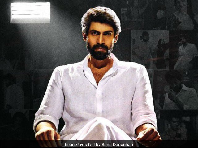 Rana Daggubati Glad To Have Been Part Of Neeraj Pandey's 'Incredible Journey'