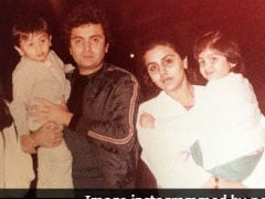 On Ranbir Kapoor's 35th Birthday, Neetu Shares A Wonderful Throwback Pic Of Her 'Dream Child'