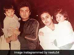 रणबीर कपूर को wish करते हुए मम्मी नीतू ने कहा, 'Happy Birthday Rana...'