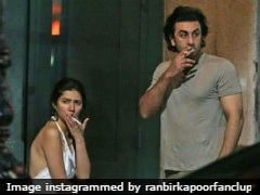 "Ranbir Kapoor On Viral Pics With Mahira Khan: ""Very Unfair The Way She's Being Judged"""