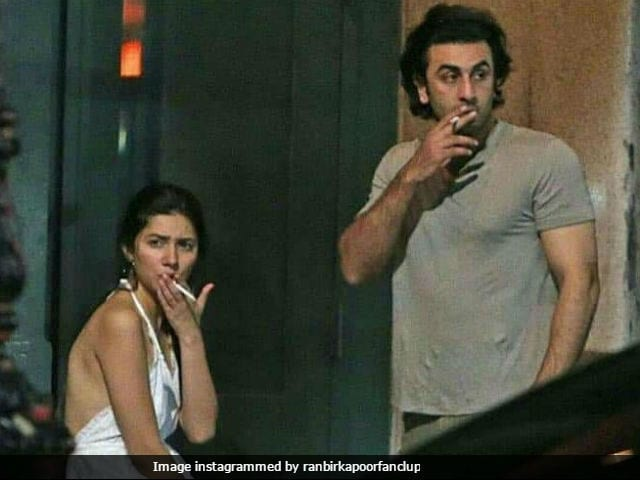 Ranbir Kapoor On Viral Pics With Mahira Khan: 'Very Unfair The Way She's Being Judged'