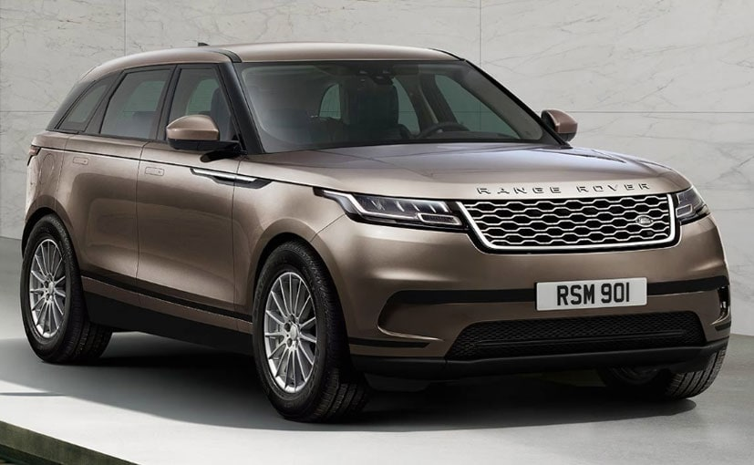 Range Rover Velar India Launch Date Announced