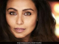Rani Mukerji's Pic, Now Viral, Is A <i>Hichki</i> In Your Day's Work