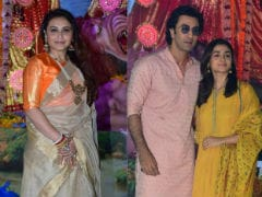Durga Puja 2017: Inside Rani Mukerji, Alia Bhatt And Ranbir Kapoor's Celebrations