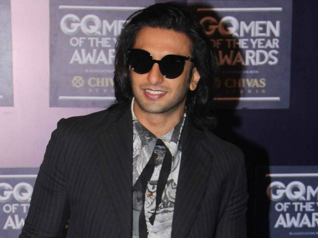 Ranveer Singh's New Look Is For Padmavati. Details Here