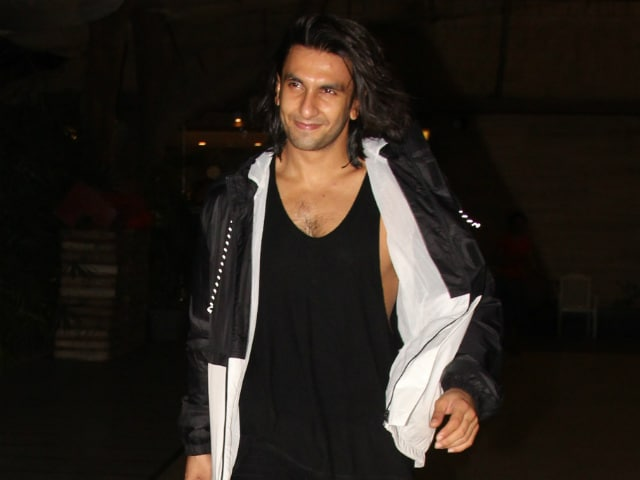 Ranveer Singh's New Look. You Did Not Expect This To Happen
