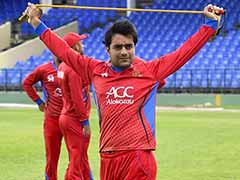 Afghanistan Spin Star Rashid Khan To Play In Australia's Big Bash League