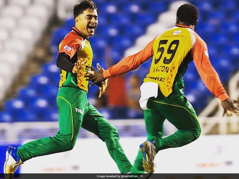 CPL 2017: Knight Riders beat Amazon Warriors to reach final