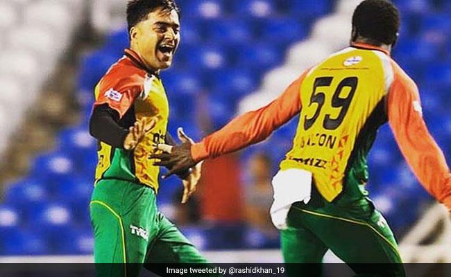 बल्लेबाज ने रिवर्स स्वीप की कोशिश की तो अफगानिस्तान के स्टार बॉलर राशिद खान ने यूं जताया गुस्सा, देखें Video