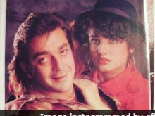 Raveena Tandon Shares Throwback Pic With 'Favourite Actor' Sanjay Dutt