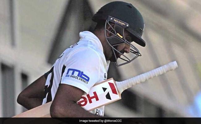 काउंटी क्रिकेट में अश्विन ने बल्ले से भी बिखेरी चमक, जमाया पहला अर्धशतक
