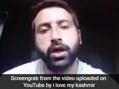 'Can't See My Conscience Dying': In Viral Video, Kashmir Cop Quits