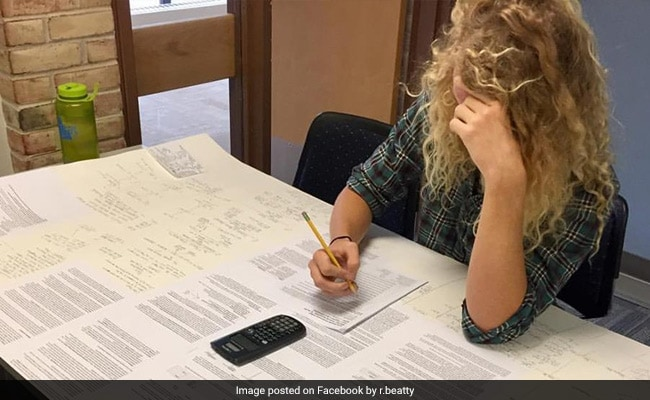 Student Finds Hilarious Loophole To 'Cheat' The System. Kids, Take Note
