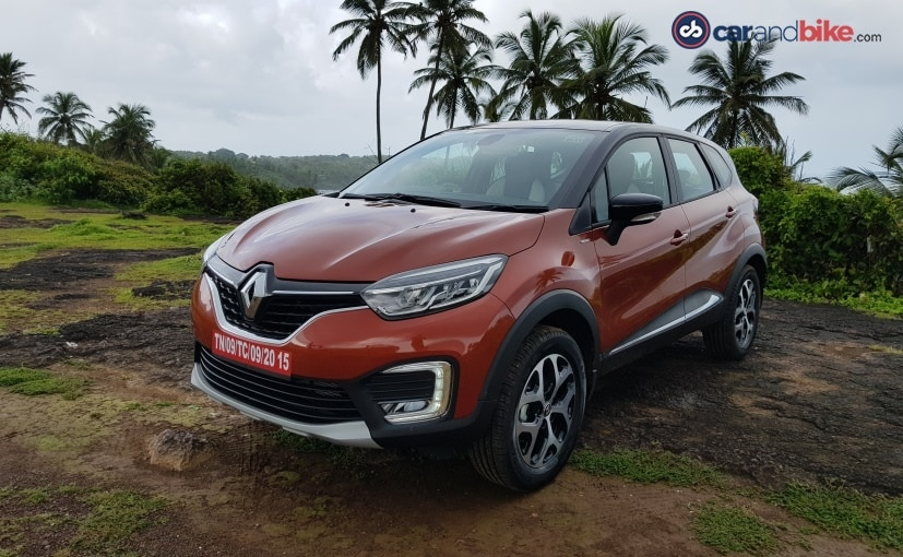 renault captur review hot new compact suv driven ndtv carandbike. Black Bedroom Furniture Sets. Home Design Ideas