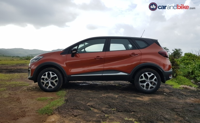 renault captur review hot new compact suv driven ndtv. Black Bedroom Furniture Sets. Home Design Ideas