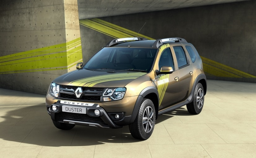 The new Renault Duster Sandstorm edition is based on the RXS trim and comes only in diesel version