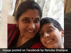 रयान स्कूल में बच्चे की हत्या पर रेणुका शहाणे की फेसबुक पर भावुक अपील