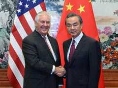 Rex Tillerson Arrives In China To Press For More Pressure On North Korea