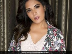 Richa Chadha Handles Airport Wait For Luggage In Sassy Bollywood Style