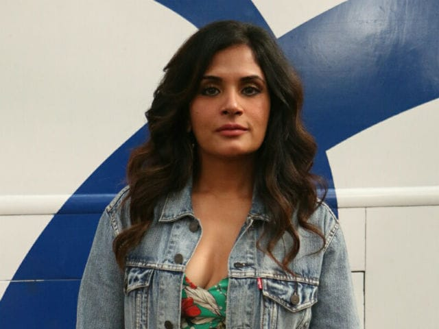 I Am Not An Angry But A Straight-Forward Person, Says Richa Chadha