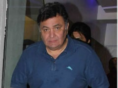 Rishi Kapoor Offended By Cartoon Featuring R K Studio Fire. 'Sick Humour,' He Tweets